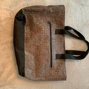 Grey tote bag from PINK (victoria secret)